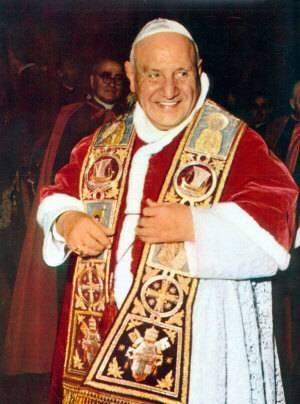 Zivotopisy Svatych Jan Xxiii Cirkev Cz